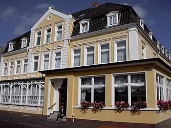 Haus Justitia / Norderney